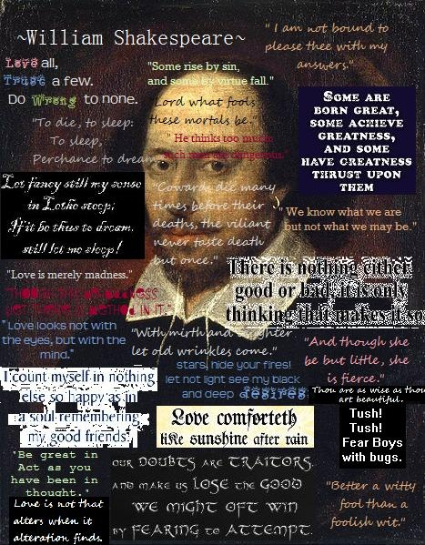 William shakespeares use of soliloquy in the play hamlet