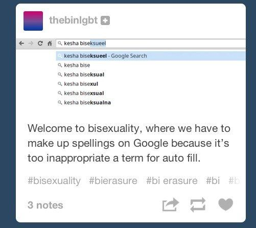 Bisexual picture posts