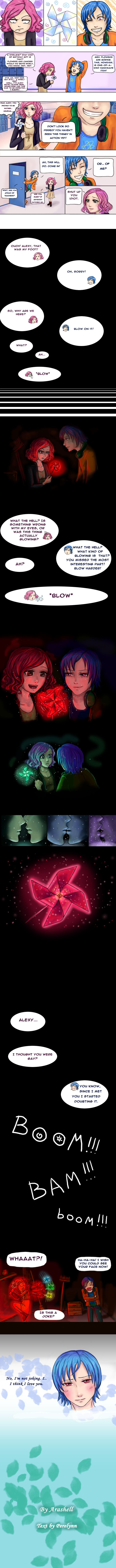 Magic wand (2) by Arashell on DeviantArt Yes please i want to live this too QwQ