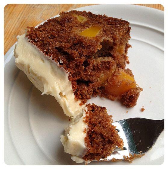 Recipe: Jamaican Mango & Rum Cake #foodie #cake #recipe