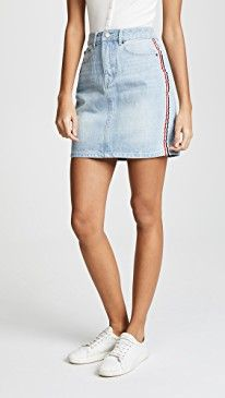New The Fifth Label Off Shore Denim Skirt online. Enjoy the absolute best in Madewell Clothing from top store. Sku kxho96860amgh41816
