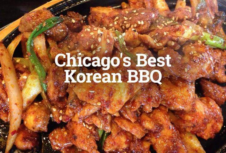 Chicago's 10 best Korean BBQ spots