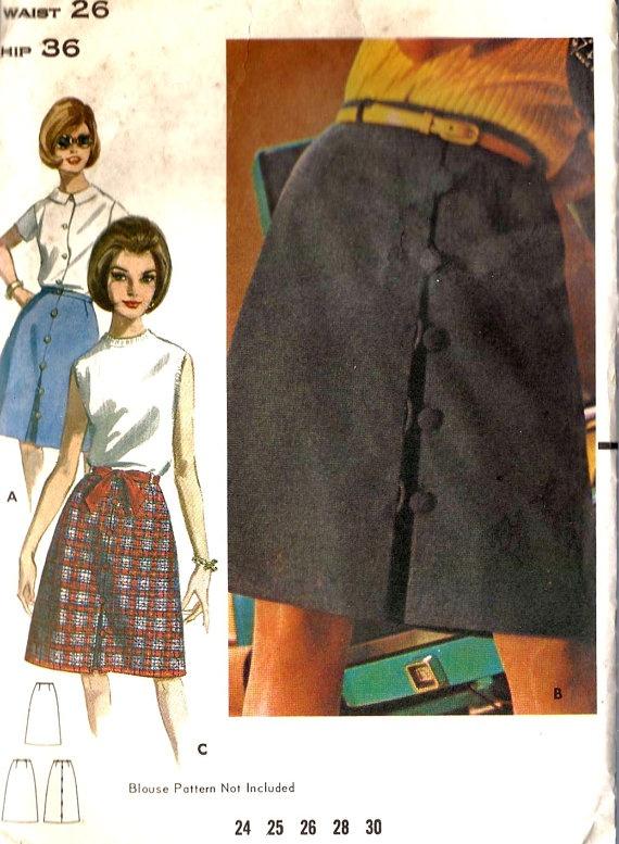 Cute A Line Skirt Pattern