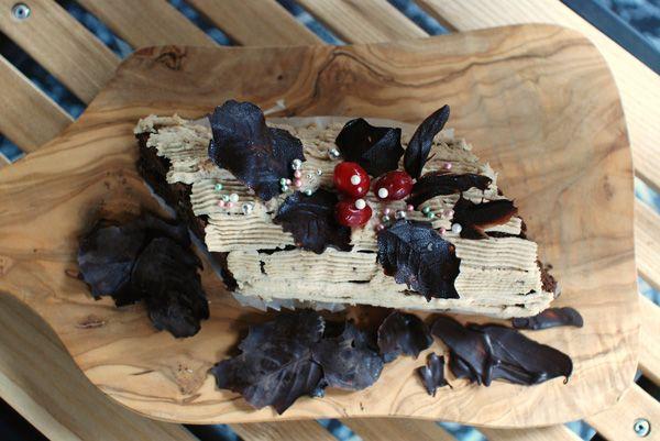Bush de Noel made by Tamako-sensei