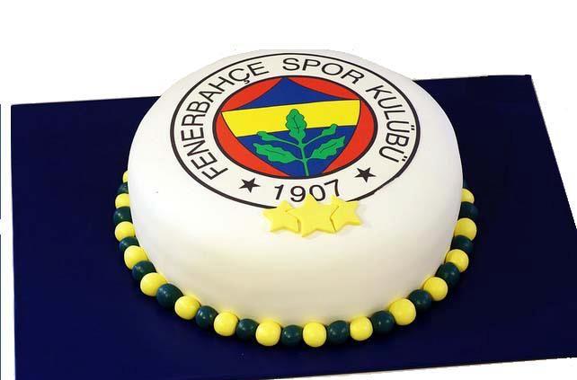 Fenerbahçe taraftar Pastası