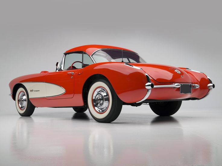 1957 Chevrolet Corvette C-1 Fuel Injected..Re-pin brought to you by #InurancequotesEugen, OR