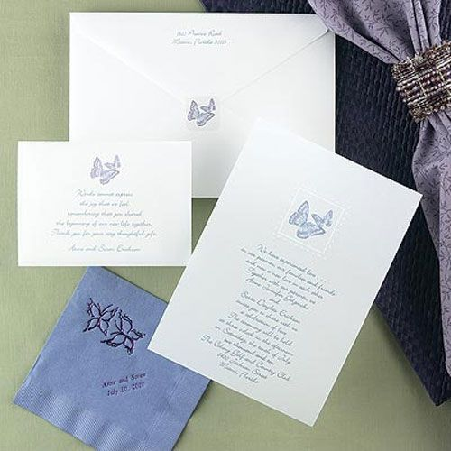 The 25 best Butterfly wedding invitations ideas – Wedding Butterfly Invitations