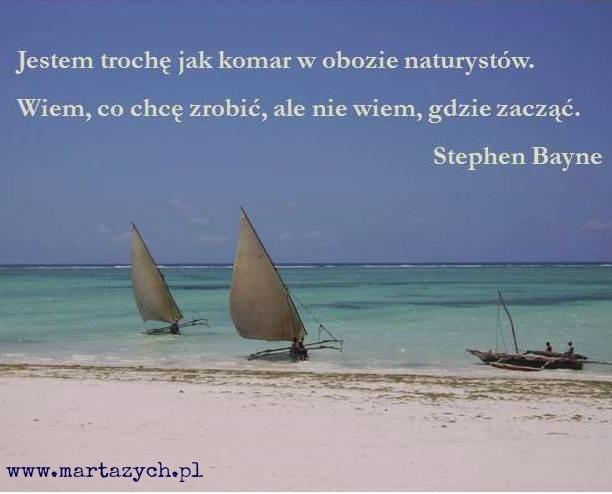 Ach, to cała prawda. Na pewno Tobie, tak jak i mi, zdarza się mieć milion pomysłów na minutę, tylko do końca nie wiadomo, od czego zacząć. www.martazych.pl