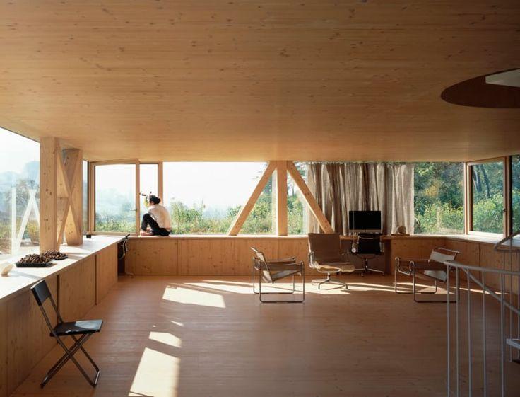 Pascal Flammer Architekten, Ioana Marinescu · House in Balsthal. Switzerland