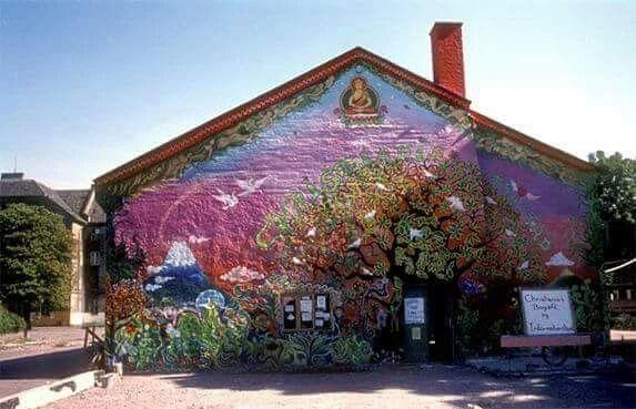 Christiania i København, Region Hovedstaden