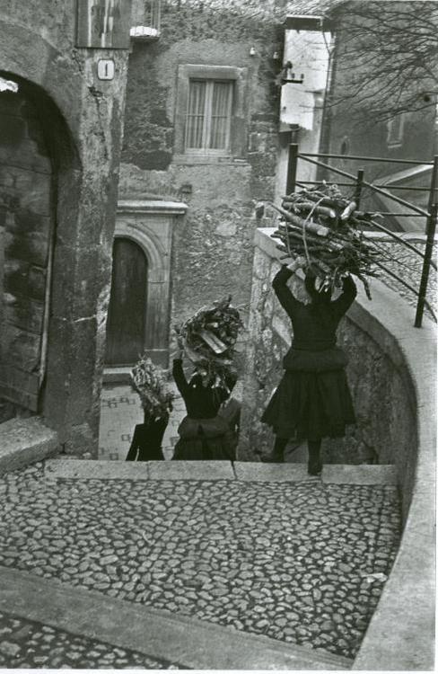 Henri Cartier Bresson Scanno