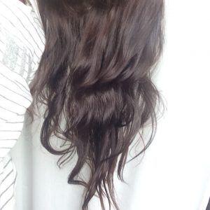 Coloration des cheveux blancs efficace