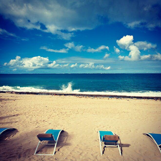 St Martin Beach .. Just bliss!