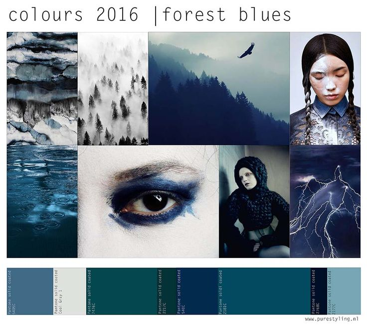 Stylink colour trends 2016 - Heidi Willems #colour #trends