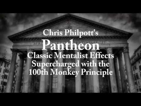 Chris Philpott's PANTHEON | Magick Words