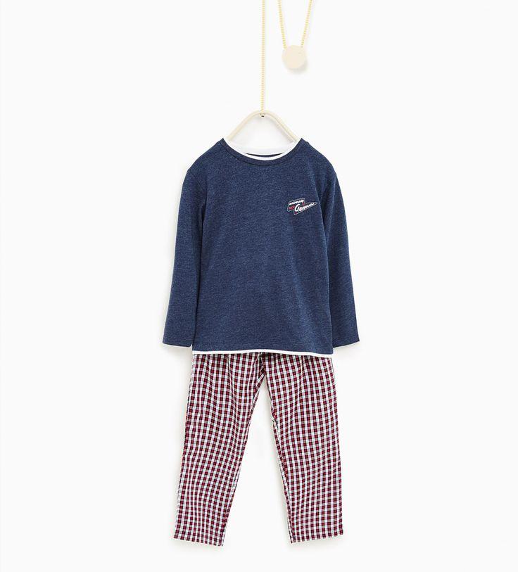 Image 2 de Pyjama university de Zara