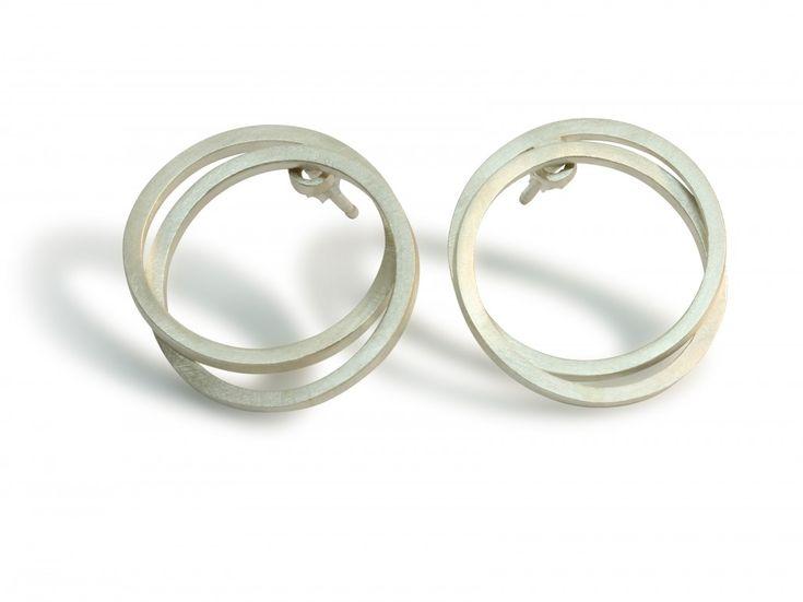 cirkel_oorbellen_zilver