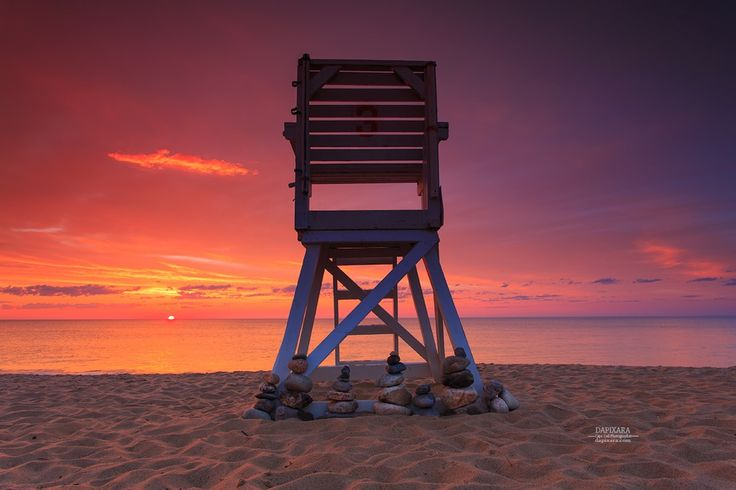 Special sunrise Today from Coast Guard beach on Cape Cod National Seashore. Photo by Dapixara https://dapixara.com