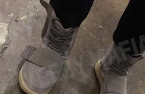 First Look: adidas Yeezy 750 Boost V2 for 2017