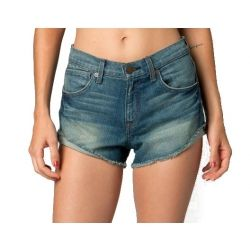 2013 Fox Racing Pin Up Women's Casual Motocross Adult Shorts-Repaired Wash