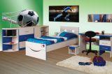 Hraje Váš kluk fotbal ? Co říkáte mu vytvořit tento styl zajímavého dětského pokoje. Ideální kombinace dětského nábytku, co říkáte ?