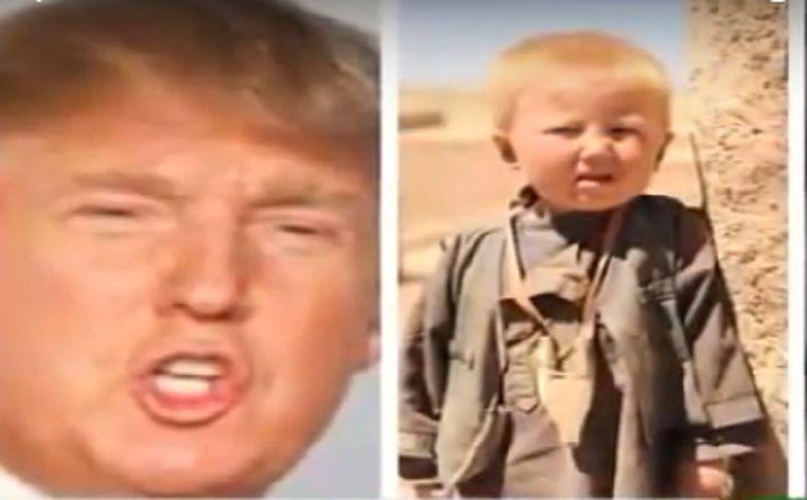 Donald Trump was originally a Pakistani, Says a Pakistan's News Channel #DonaldTrump