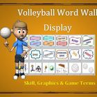 This Volleyball Word Wall Display has been uniquely developed as a valuable and attractive visual aid for teaching skill-based sport units in physi...