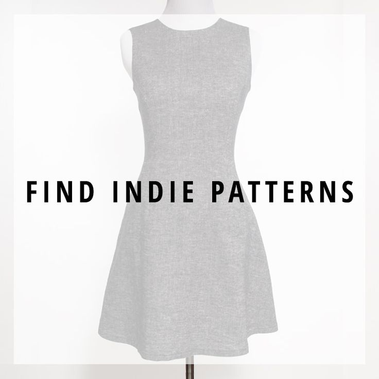 Find Indie Sewing Patterns | Indiesew.com