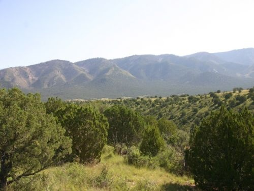 6,843 Ac - Incredible Mtn Property in Lincoln County, New Mexico, Land Auction Near Capitan