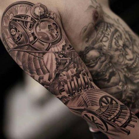 kol dövmeleri erkek arm tattoos for men 5