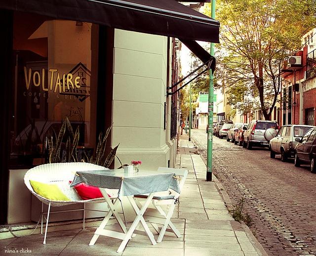 Voltaire Coffee & Deli | Palermo, Buenos Aires