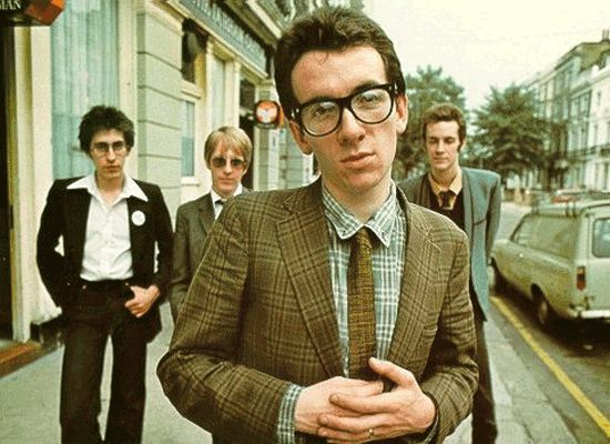 Elvis Costello and The Attractions. His best years and when he wrote his best songs.