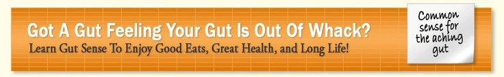 GUT SENSE  -- Through his extensive investigations and research, Mr. Monastyrsky pioneered the fields of forensic nutrition and nutritional intervention. His unorthodox thinking, penetrating analysis, and accessible writings are ushering in a new approach to nutrition and healthcare in the United States.