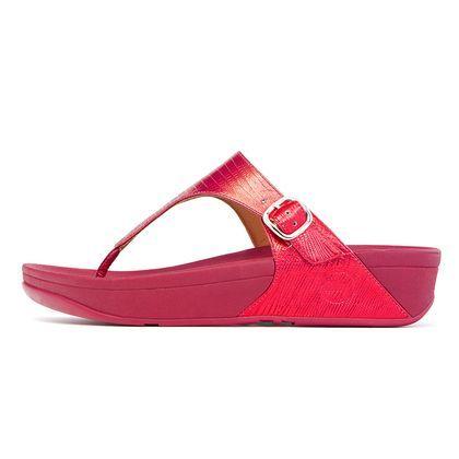 The Skinny™ (Croc) Siren Red