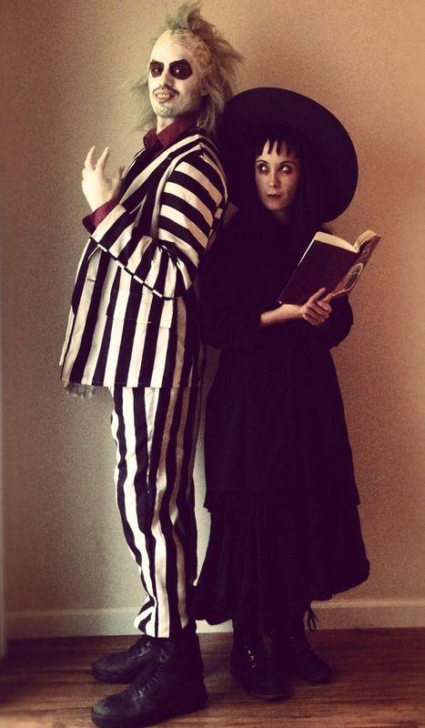 14. Betlejuice y Lydia.