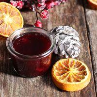 Geschenke aus der Küche Pt. II: Glühwein-Gelee verzaubert den vorweihnachtlichen Frühstückstisch. | A Cake A Day | Mein Foodblog