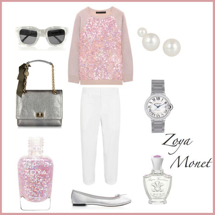 Zoya Awaken Monet #zoyaoje #tırnak #nail #fashion #nailcolors #nailart #moda #shoes #bags #dress #zoyaturkiye #jewerly #kadın #style #jacket #skirt #bag #küpe #ayakkabı #elbise #style #blogger #makeup #trend #kombin