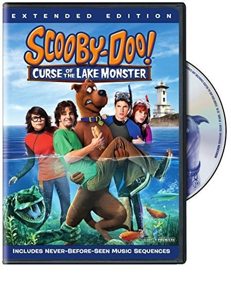 Robbie Amell & Hayley Kiyoko & Brian Levant-Scooby-Doo! Curse of the Lake Monster