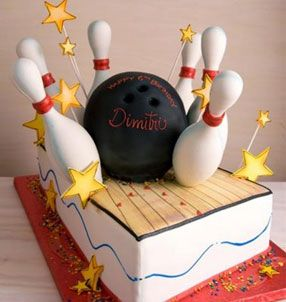 Bowling Party Ideas (retro & modern) - by a Professional Party Planner