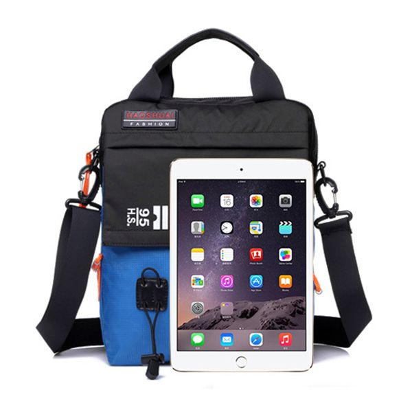 Nylon Waterproof Assorted Colors Portable Shoulder Bags Crossbody Bags For Men is worth buying - NewChic