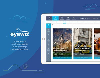 "Check out new work on my @Behance portfolio: ""Eyewiz Kiosk - Hotels"" http://be.net/gallery/52312835/Eyewiz-Kiosk-Hotels"