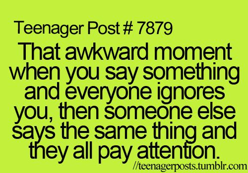 how to tell someone something awkward