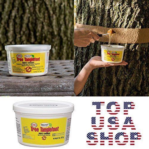 Tanglefoot Tree Insect Barrier Tub Pest Control Equipment