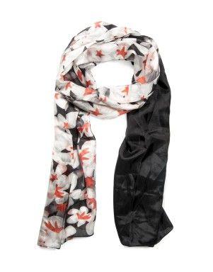Print Silk Scarf | Woolworths.co.za