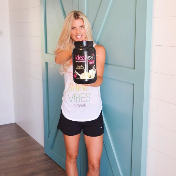 """""""My FAVORITE protein powder is on sale! If you're a #woman you need this! It's designed just for women! More about it and the deal on the blog here: http://projectweekley.com/?p=1559 @idealfit #idealfit""""  @projectweekley just gave IdealLean Protein the NICEST review on her blog! Thanks so much, girl!    Check it out, and don't forget that you can get a tub of IdealLean Protein, IdealLean Pre-Workout and an IdealFit tote FREE with the purchase of Trainer Lindsey's 6 Week Fit Body Challenge…"""