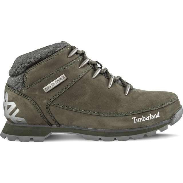 Trekkingowe Meskie Timberland Timberland Zielone Euro Sprint Hiker Grape Leaf Hiking Boots Timberland Boots