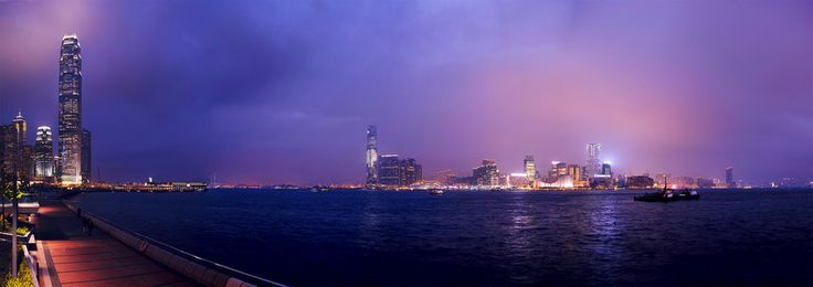 Victoria Harbor by Mikhail Mashikhin on 500px