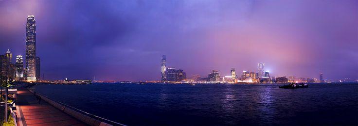 Victoria Harbor by Mikhail Mashikhin on 500px