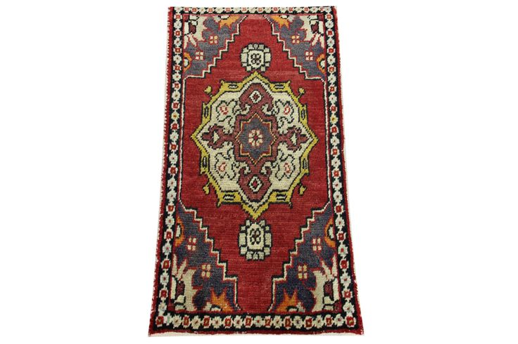 Doormats Turkish rugs handmade 2,8 x 1.6 Feet Bohemian Vintage bathmats Small size rugs Rustic Rug Decorative rug natural dye wool rug HY-39 by stripepattern on Etsy