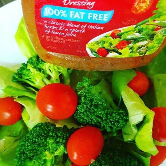 Kick out the calories #cleanfoodshare